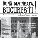 Bună Dimineața, București! - Anul I, numărul 1