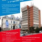 al treilea simpozion comun IFA-CEA, 1 și 2 aprilie, Bucureșt