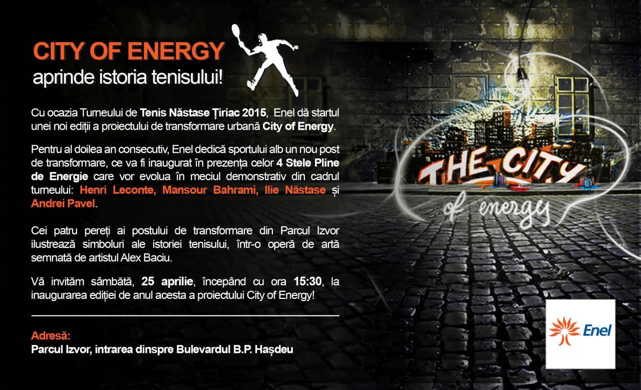 city of energy 2015