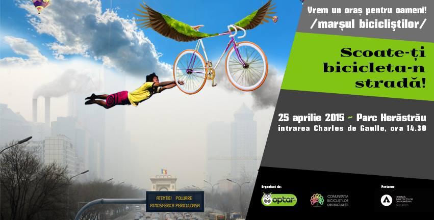Oraș pentru Oameni! - 25 aprilie 2015