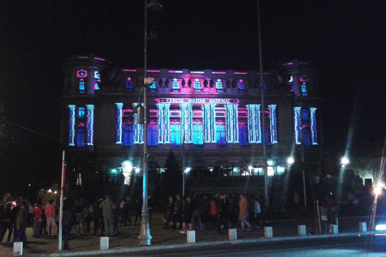 Spotlight Festival: Cercul Militar Național