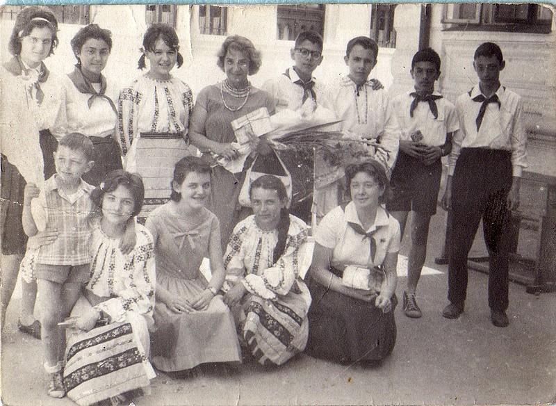 Școala Mântuleasa, 1962