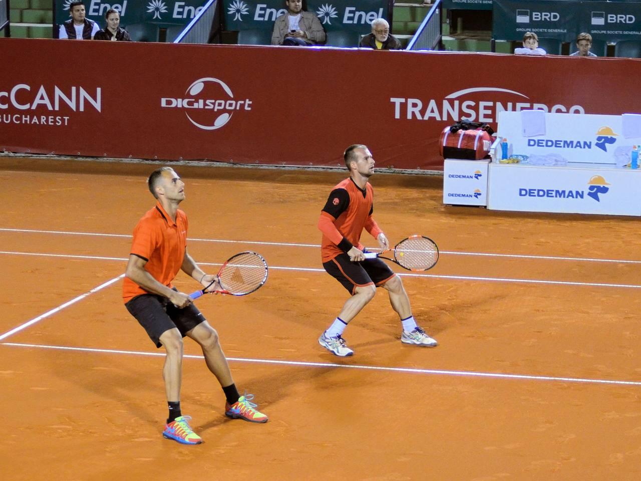 Adrian Ungur și Marius Copil