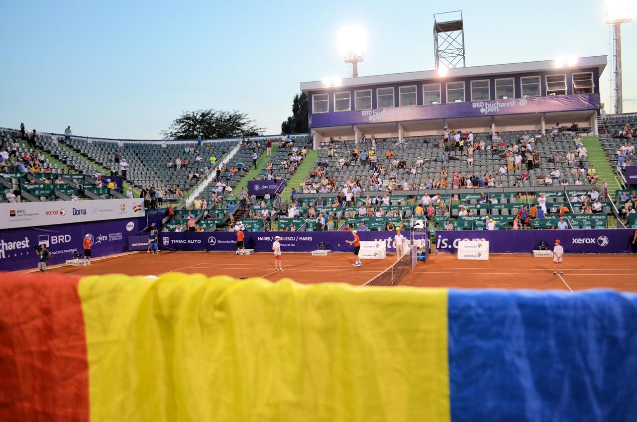 BRD Bucharest Open, turneu WTA