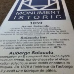 Hanul Solacoglu - monument istoric