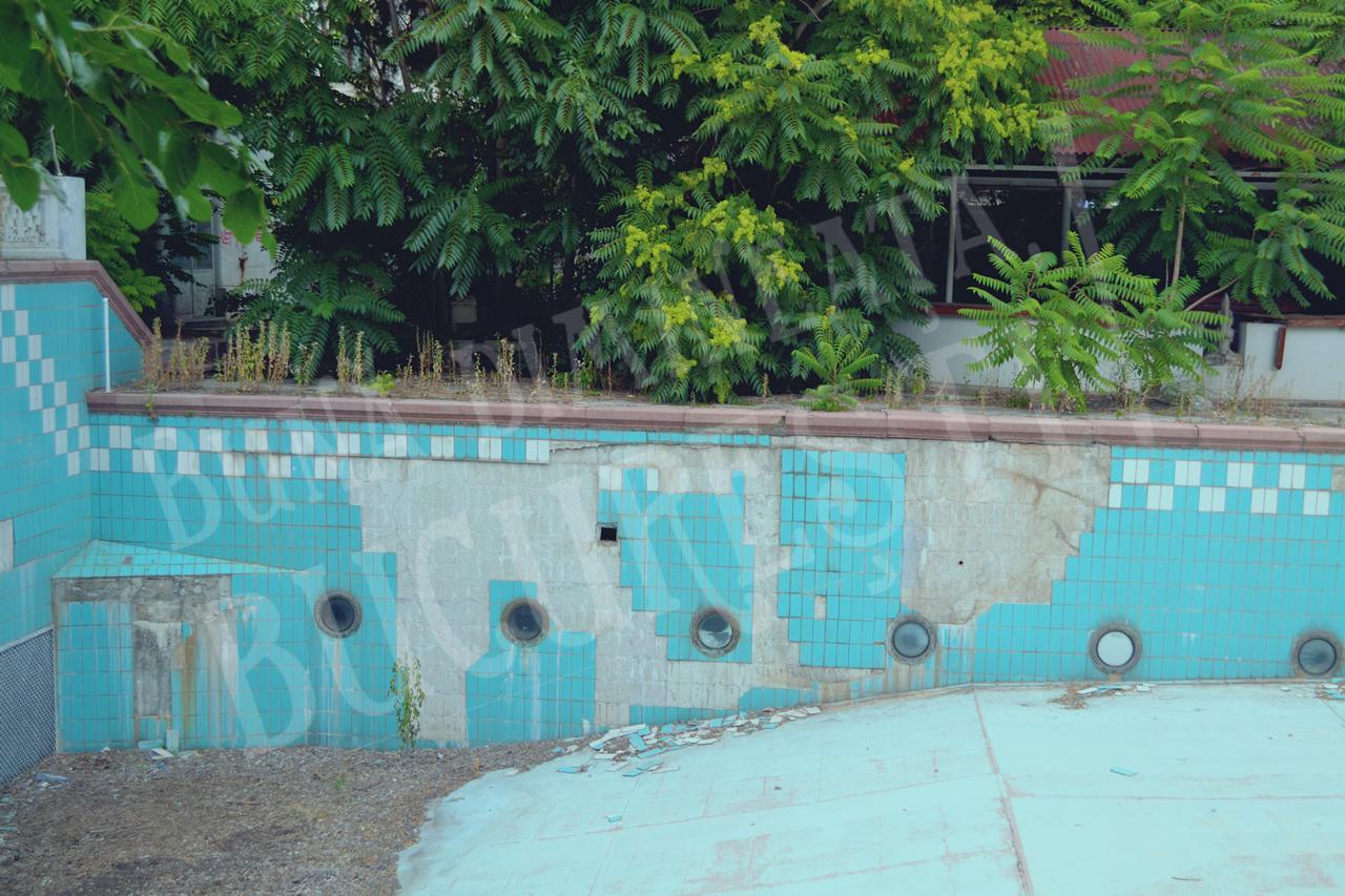 piscina hotelului Lido